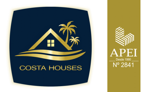 Logo COSTA HOUSES · Luxury Villas S.L.U.
